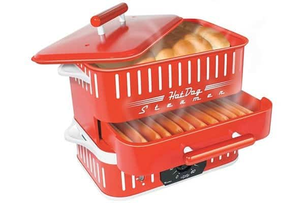 The 5 Best Hot Dog Steamers