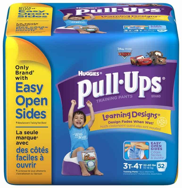 Huggies Pulzl-Ups