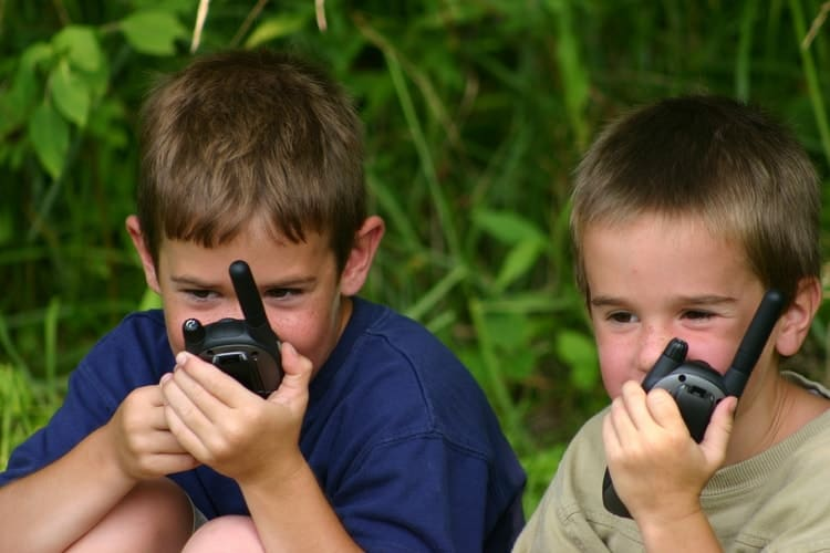 The 5 Best Walkie Talkies for Kids