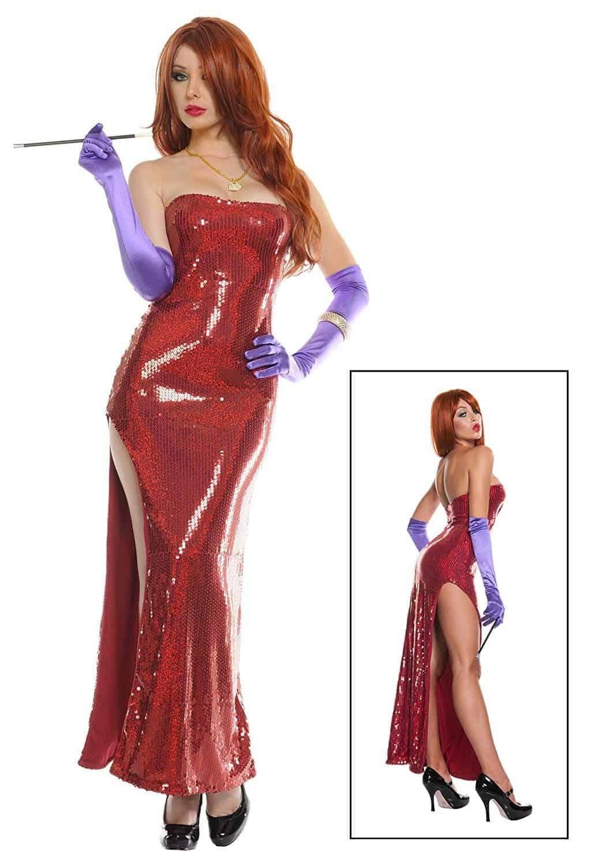 Classic Jessica Rabbit Dress